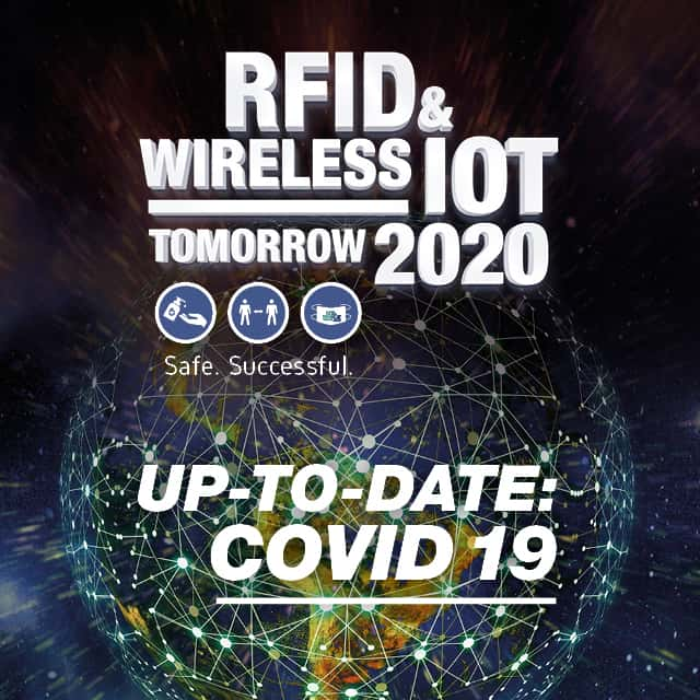 #WIOTtomorrow20 LIVE Presents: Wireless IoT Tech Against Covid-19