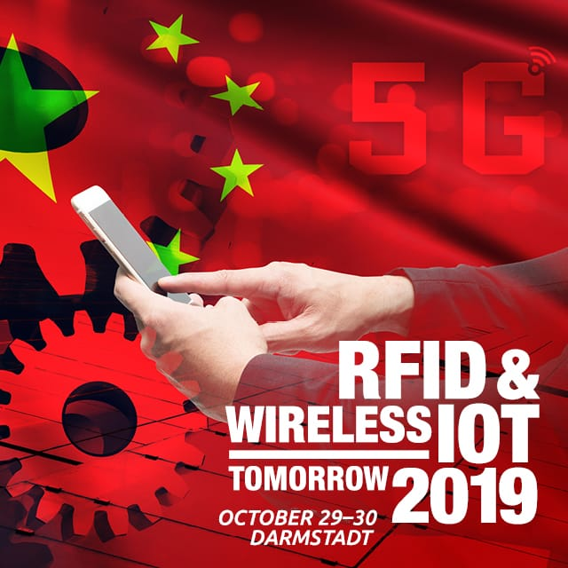 RFID & Wireless IoT tomorrow 2019, Europe´s leading wIoT event.
