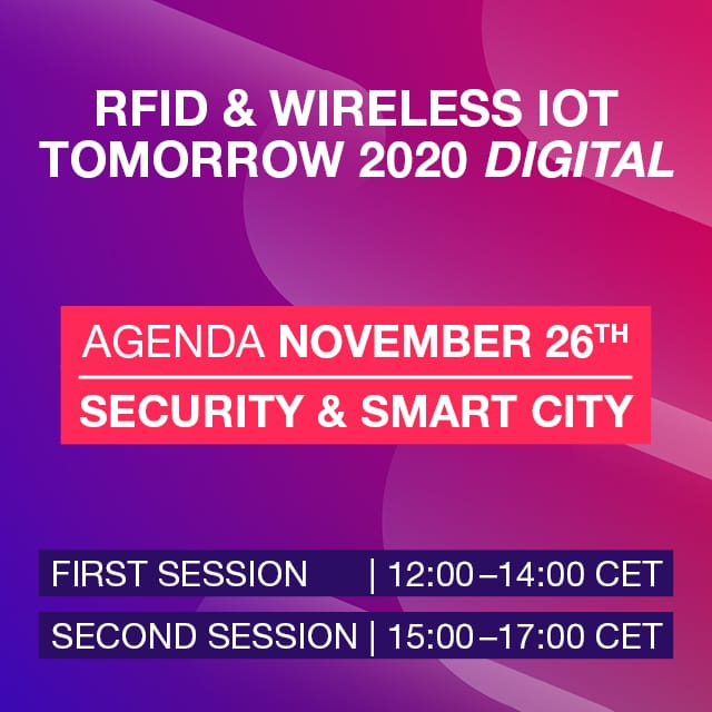 #WIOTtomorrow20 DIGITAL: Forum 4 – Security & Smart City