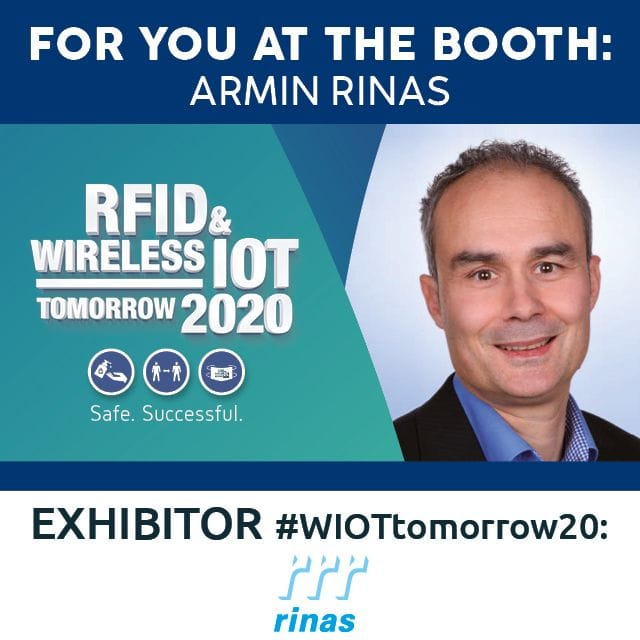 Rinas Brings Coding and Personalization Devices to #WIOTtomorrow20