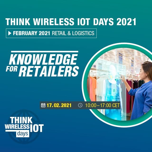 Brand New in 2021: 6 Think WIOT Days from February to July