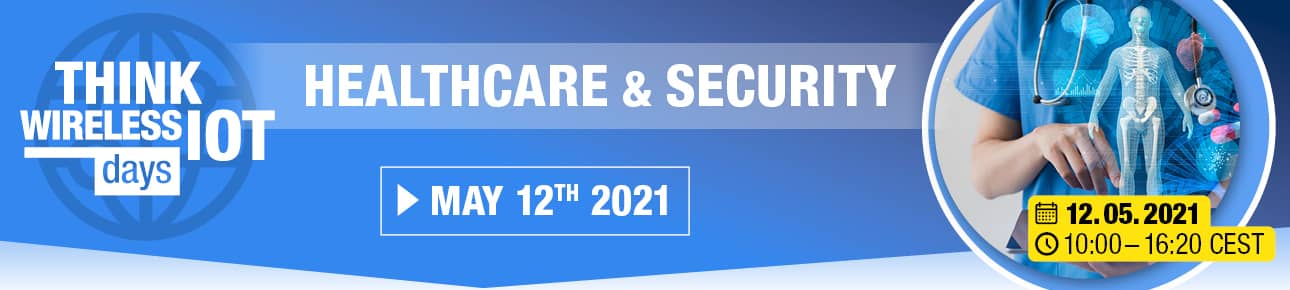 Think WIoT DAY 03-2021: Healthcare & Security
