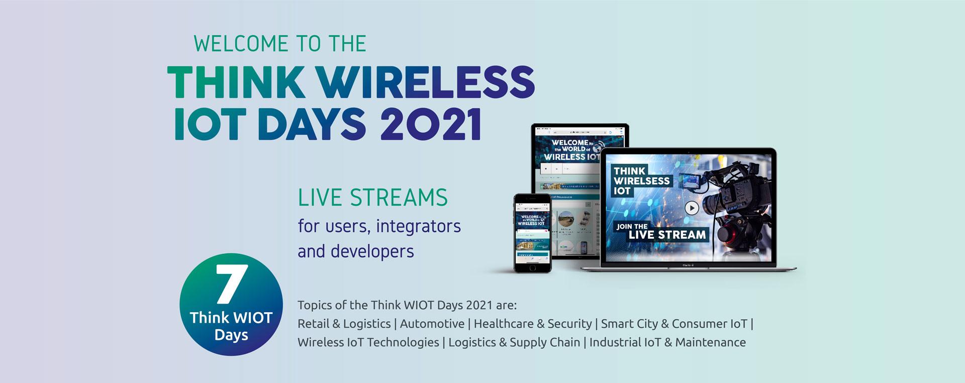 Think Wireless IoT Days