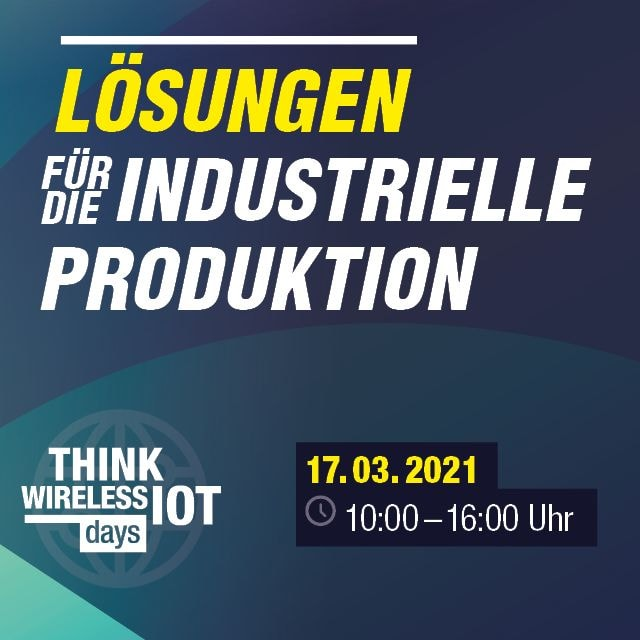 Think WIoT DAY 02/2021: Industrial IOT