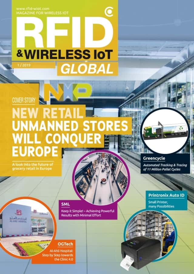 RFID & Wireless IoT Global 1/19 – Technology trends in Health Care and Retail