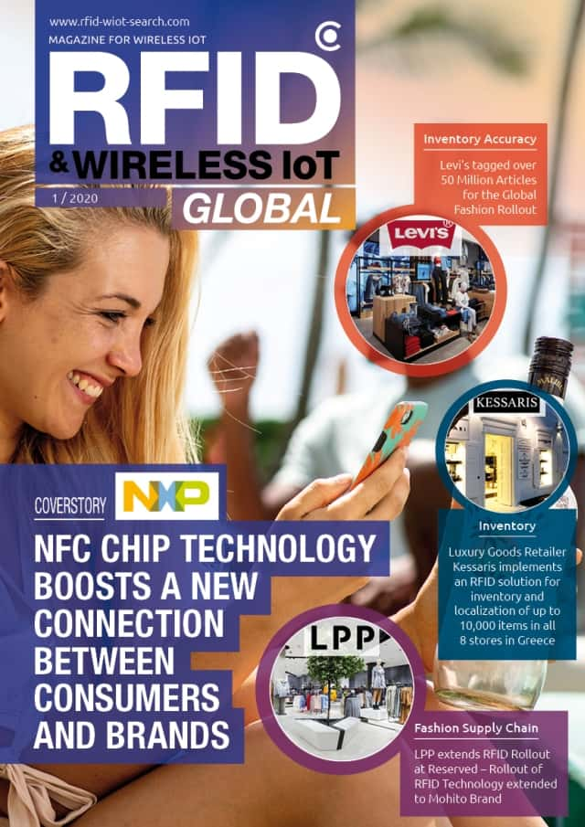 E-magazine RFID & Wireless IoT Global Issue 01/2020