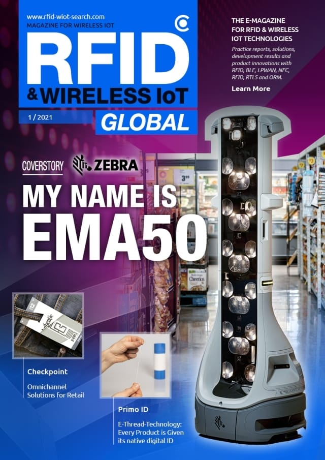 RFID & Wireless IoT Global 01/2021