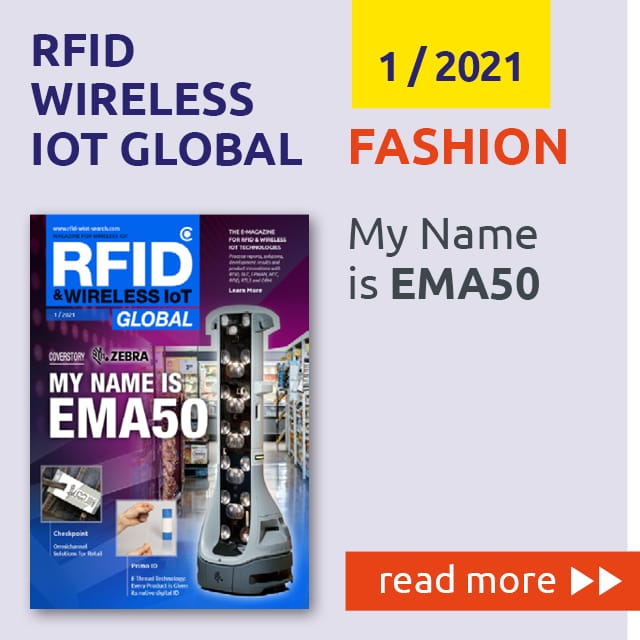 RFID & Wireless IoT Global 01/2021