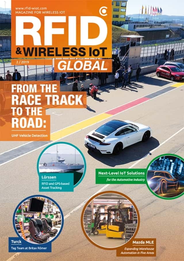 RFID & Wireless IoT Global 2/19 – RFID & Wireless IoT in Automotive