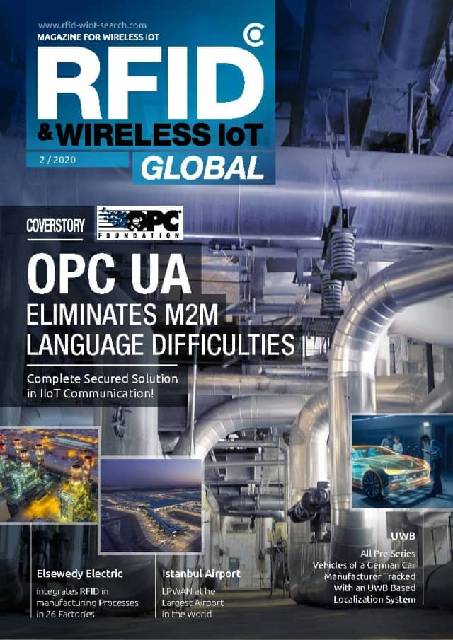E-Magazine RFID & Wireless IoT Global: Issue 02/2020