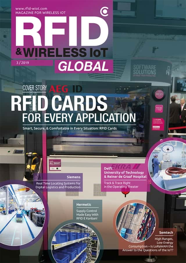 RFID & Wireless IoT Global 3/19 – RFID & Wireless IoT in Logistics