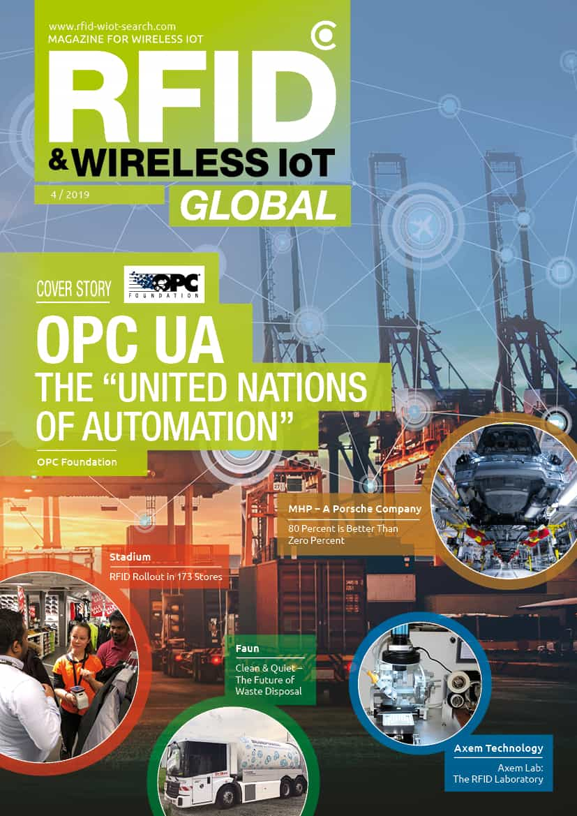 RFID & Wireless IoT Global: Issue 04/2019