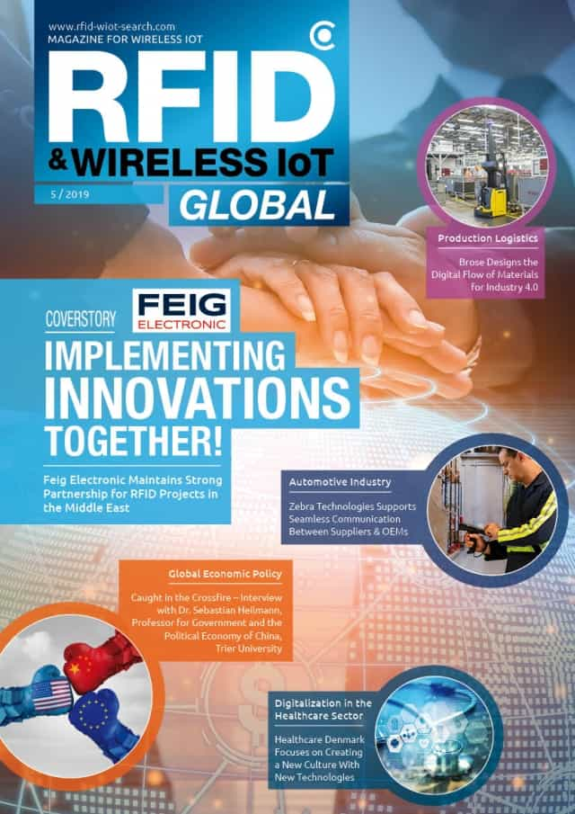 RFID & Wireless IoT Global #5/19