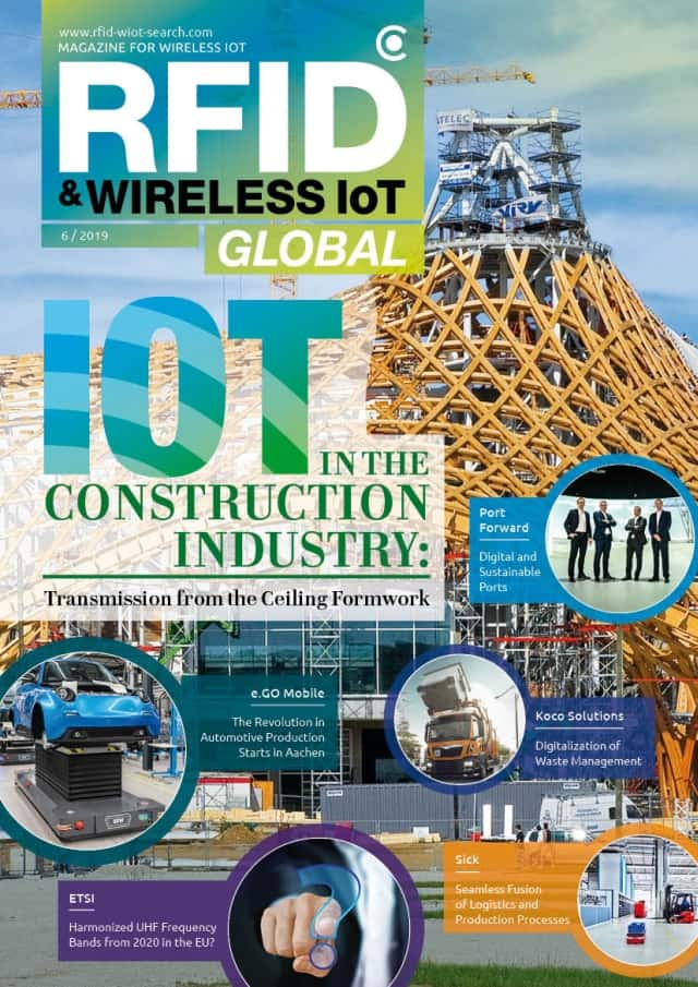 RFID & Wireless IoT Global #6/19