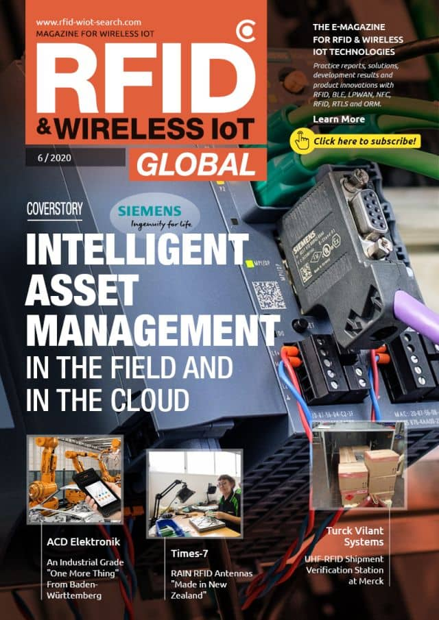 RFID & Wireless IoT Global 06/2020