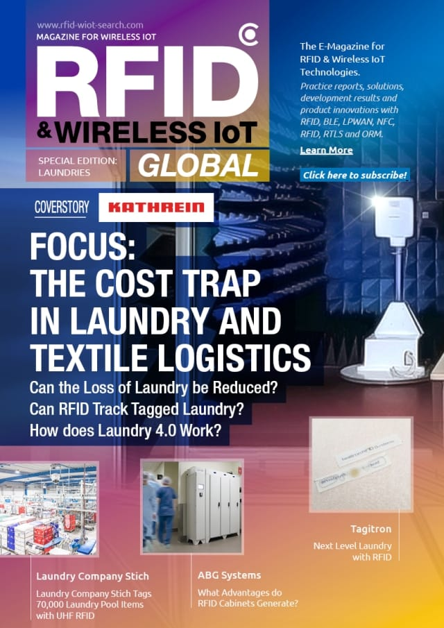 RFID & Wireless IoT Global: Special Edition Laundry